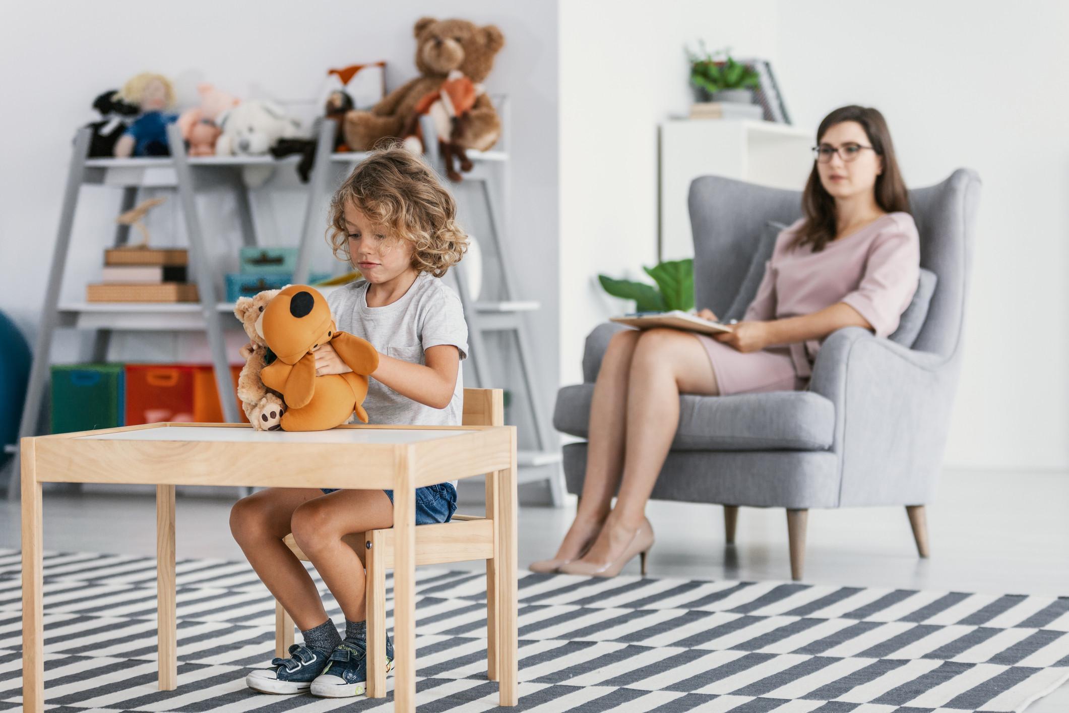 Diagnoza całościowych zaburzeń rozwojowych pod postacią autyzmu lub Zespołu Aspergera