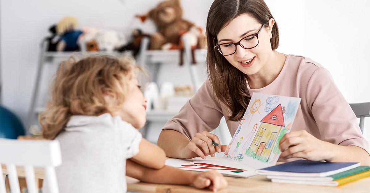 Terapia psychologiczna dla dzieci